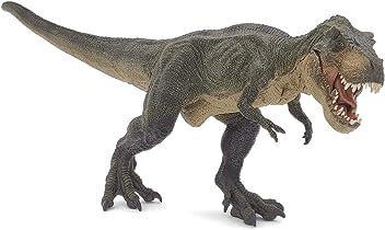 Papo 55058 Vélociraptor Vert 17 cm Dinosaures
