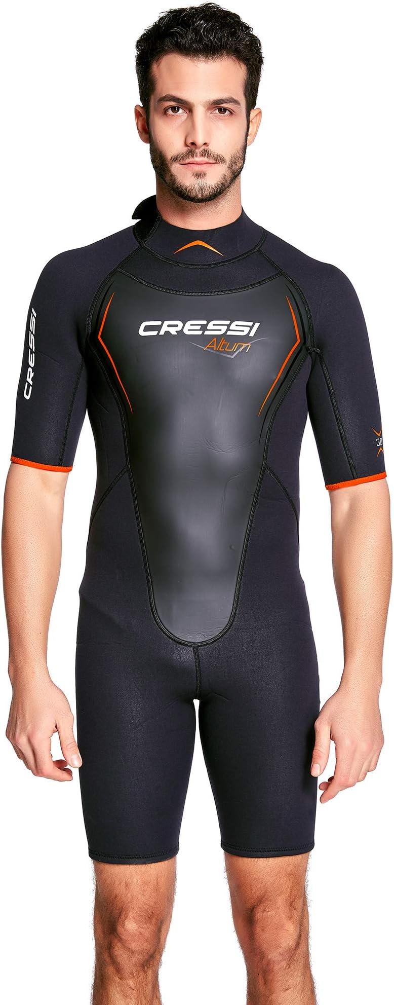 Muta shorty o monopezzo uomo  cressi altum wetsuit 3 mm XLV436047