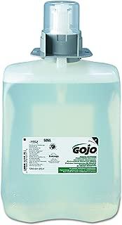 GOJO Green Certified Foam Hand Cleaner, 2000 mL Foam Hand Soap Refill for GOJO FMX-20 Push-Style Dispenser (Pack of 2) - 5265-02
