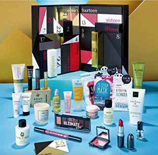 Debenhams Beauty Advent Calendar 2019 Worth Over 190