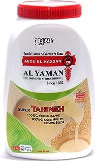 Al Yaman Sesampaste Tahina Tahineh 100% 907g