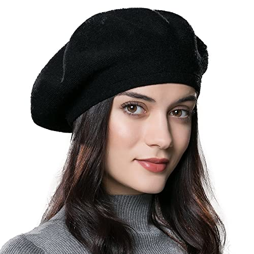 253ead605d587 ENJOYFUR French Style Beret Hats