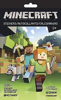 Minecraft - STICKERLAND 4PG Pad