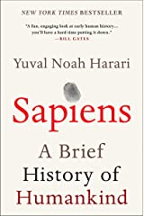 Sapiens: A Brief History of Humankind Kindle Edition