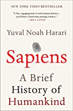 Sapiens: A Brief History of Humankind (English Edition