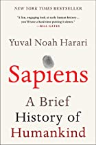 Cover image of Sapiens by Yuval Noah Harari