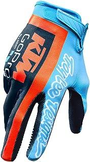 Troy Lee Designs Air Men's Bike Sports Gloves - Navy/Cyan / Small