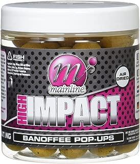 ダイワ  Mainline Baits HIGH IMPACT Banoffee POP [ハイインパクト バノフィー ポップアップ]