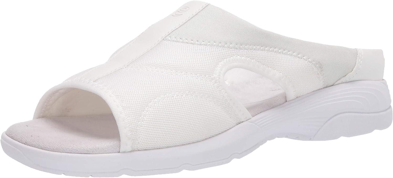 Easy Spirit Women's Tine2 favorite Sandal Slide Brand Cheap Sale Venue