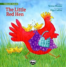 The Little Red Hen (Timeless Fables)