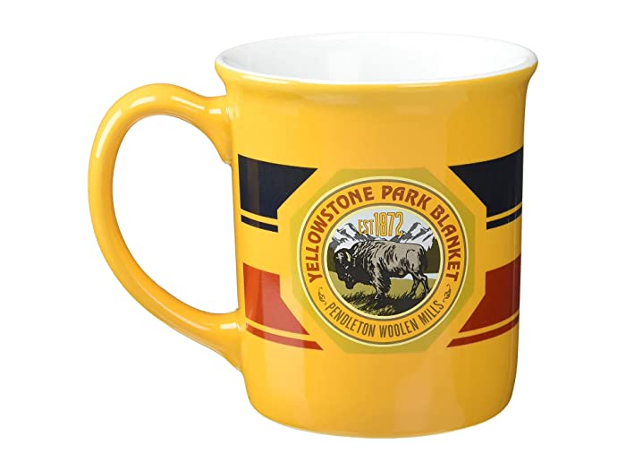 National Park Coffee Mug (Yellowstone) Glassware Cookware