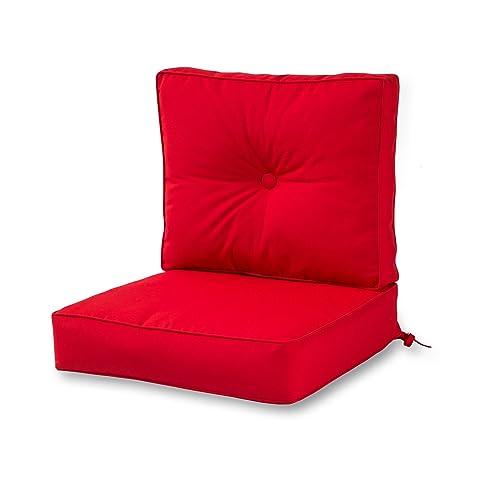 Sunbrella Cushions For Patio Furniture Amazon Com