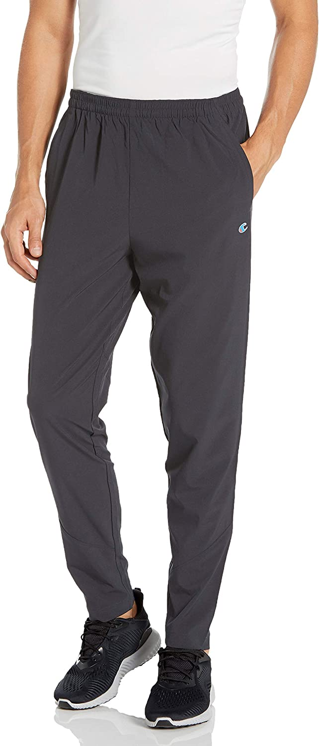 Champion Men's Max 51% OFF Sales of SALE items from new works Lightweight Pants Run Woven