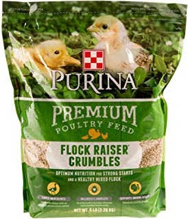 purina duck grower pellets