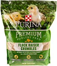 Purina Land O'Lakes 0038553 Sunfresh Flock Raiser Feed, 5-Pound