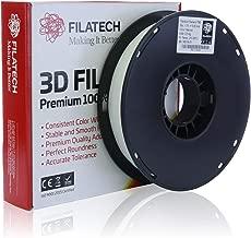 Filatech Flexible Filament - TPE, Natural, 1.75 mm, 0.5 Kg