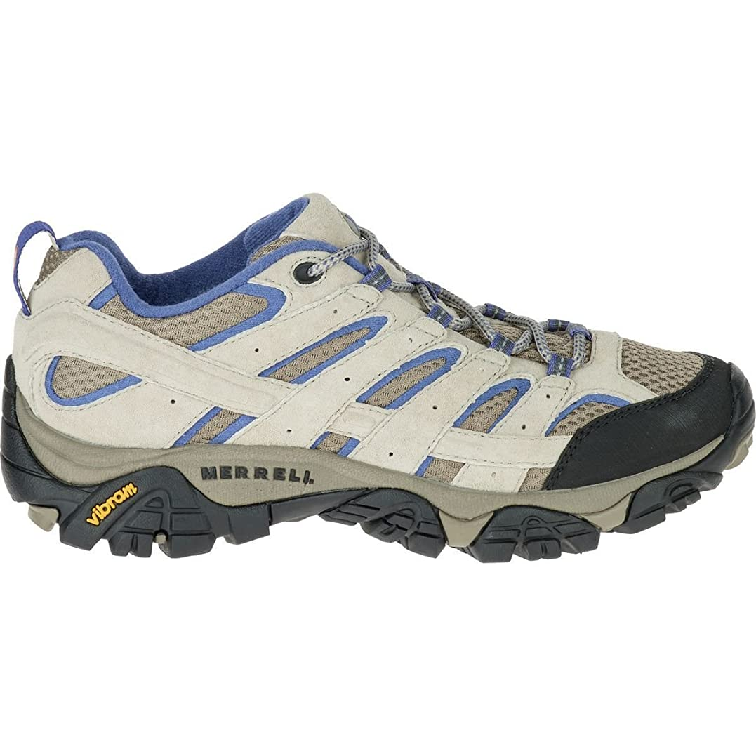 羽会話勉強する[メレル] レディース ハイキング Moab 2 Vent Hiking Shoe - Women's [並行輸入品]