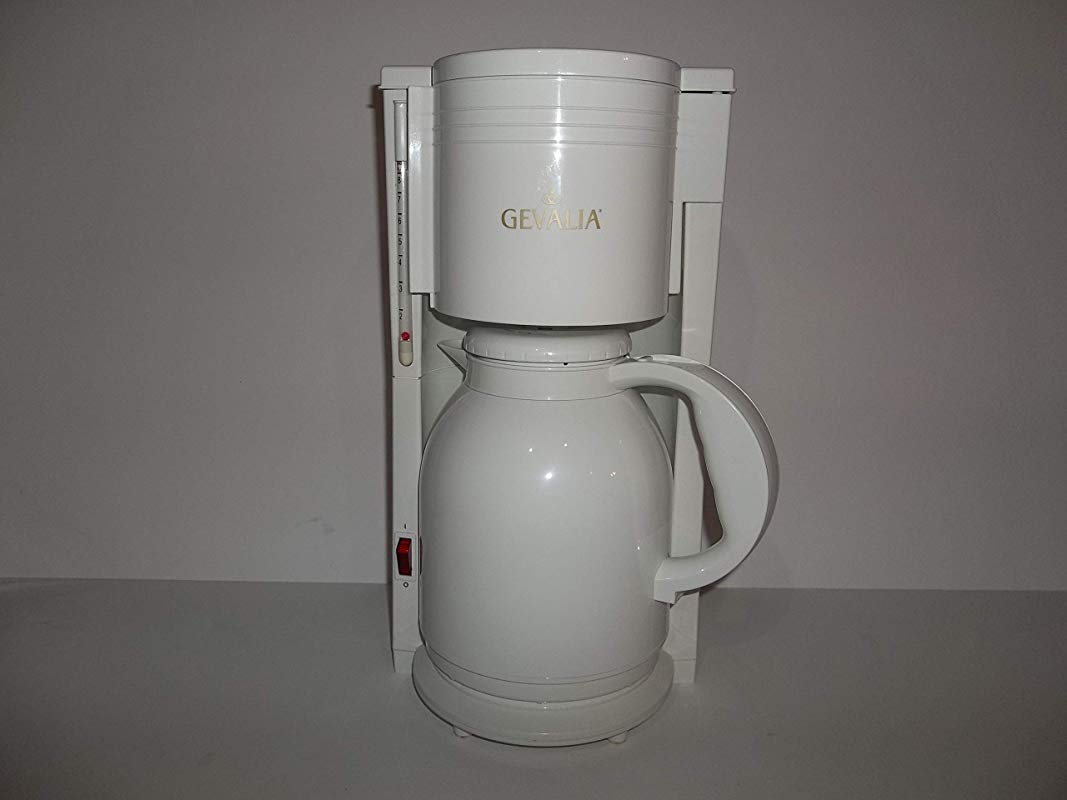 Gevalia KA 865MW 8 Cup Automatic Thermal Carafe Coffee Maker