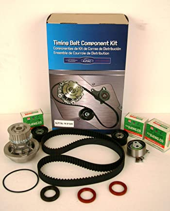 GENUINE TIMING BELT WATER PUMP KIT for 99-07 Daewoo Nubira Suzuki Forenza Reno 2.0