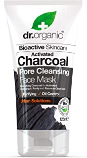 DR Organic Face Mask Activated Charcoal