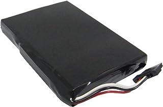 CS-MR2000SL Batería 1250mAh Compatible con [Magellan] Maestro 3100, RoadMate 2000, RoadMate 2200T, RoadMate 2250T sustituye 027100SV8, 37-00030-001, E4MT181202B12