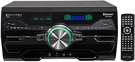 Technical Pro DV4000 DVD Player and Receiver, 5