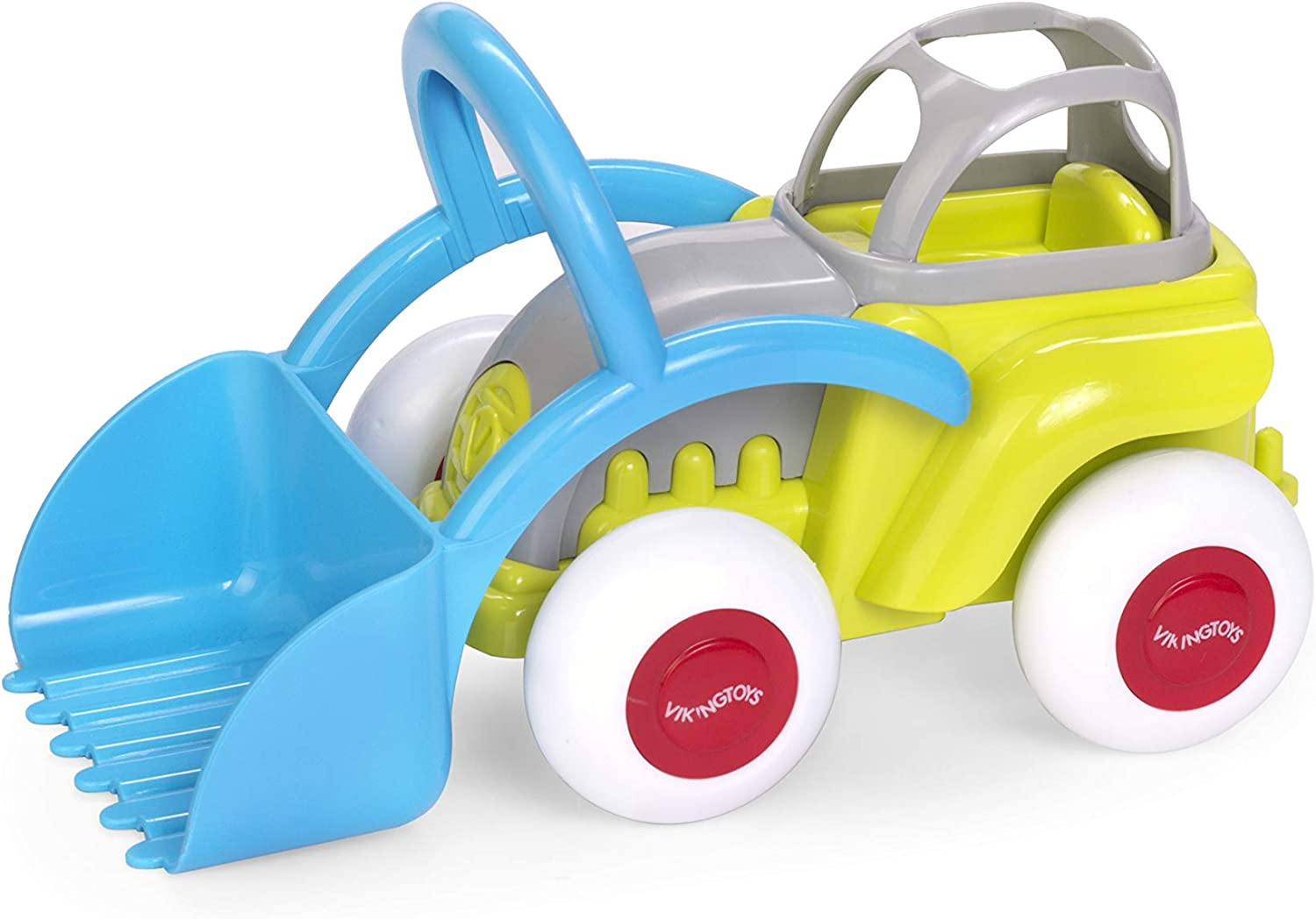Fashionable Viking Toys - Midi Latest item Tractor Toy Working with Vehicle Scoop 9
