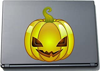 Naklejka na laptopa - Dynia 07 - pumpkin - laptop skin - 210 x 188 mm naklejka