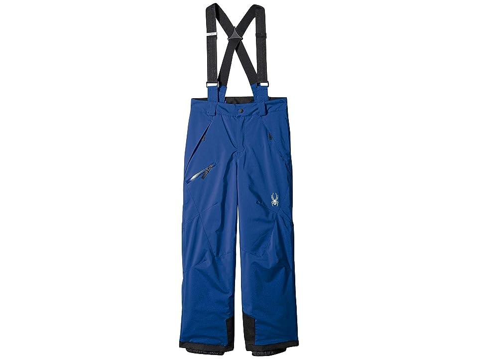 Spyder Kids Propulsion Pants (Big Kids) (Turkish Sea/Black) Boy's Outerwear