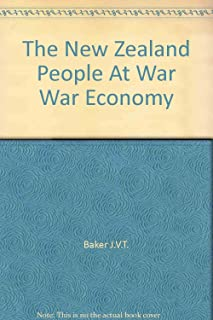 The New Zealand People at War : War Economy