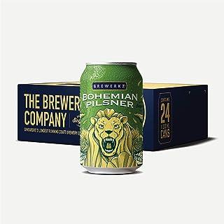 Brewerkz Bohemian Pilsner, 330ml (Pack of 24)