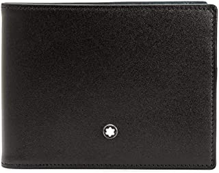 Meisterstuck Men's Medium Leather Wallet 6CC 118292