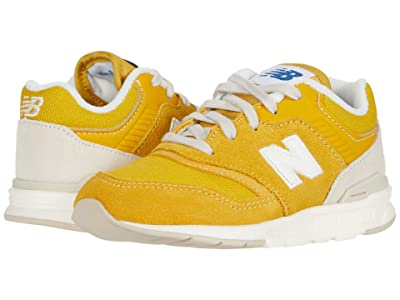 New Balance Kids 997H (Infant/Toddler) (Varsity Gold/Sea Salt) Boys Shoes