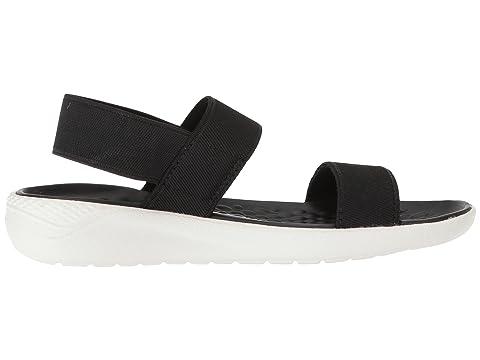 Whitelight Gris Crocs Noir Whitenavy Sandale Literide Blanc wq8O7