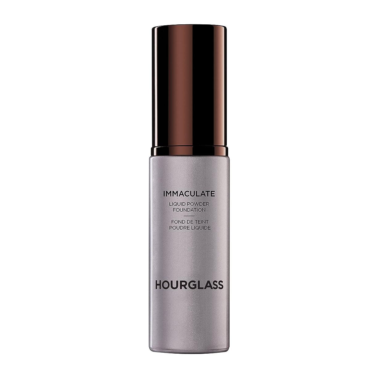 カーフ甘美なパキスタン人Hourglass Immaculate? Liquid Powder Foundation Mattifying Oil Free - Light Beige