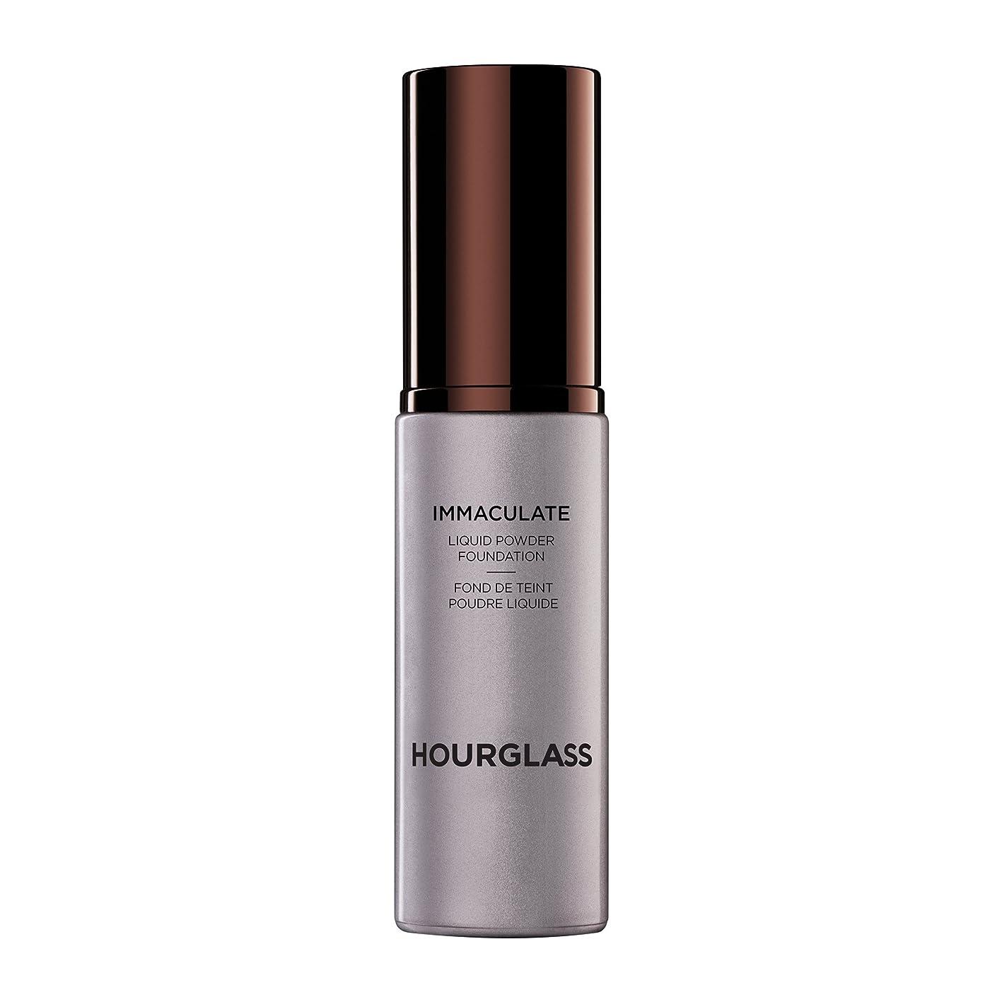 ダーリン耕すロータリーHourglass Immaculate? Liquid Powder Foundation Mattifying Oil Free - Nude