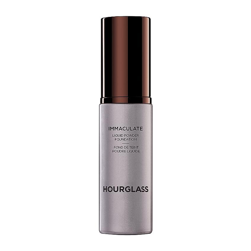 会話型ドルきゅうりHourglass Immaculate? Liquid Powder Foundation Mattifying Oil Free - Nude
