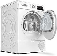 Bosch WTR85T00 Serie 6 Wärmepumpen-Trockner / A / 235 kWh/Jahr / 8 kg / Weiß mit Glastür / AutoDry / EasyClean Filter / SensitiveDrying System