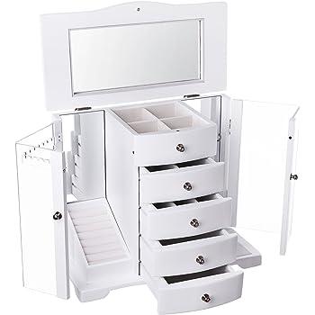 boite a bijoux style tiroir