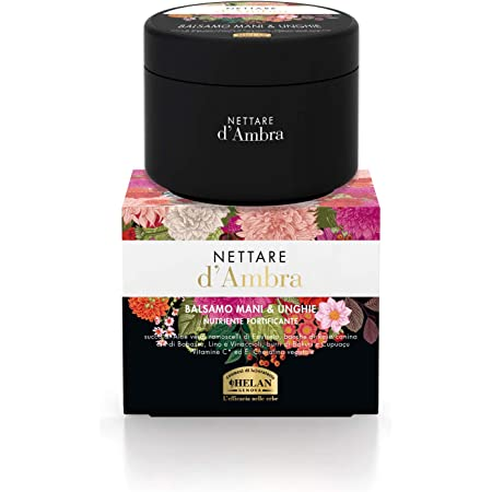 Helan Nettare D'Ambra Balsamo Mani & Unghie Nutriente Fortificante - 50 ml