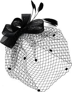 Best black flower headdress Reviews