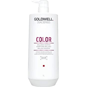 Goldwell Dualsenses Color Brilliance Shampoo, 1er Pack (1 x 1 l)