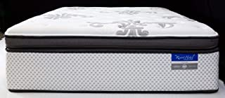 Jamison Bedding Resort Hotel Collection Laplaya Box Top II Ultra Plush Latex Mattress (King)