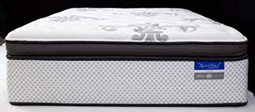 Jamison Bedding Resort Hotel Collection Laplaya Box Top II Ultra Plush Latex Mattress (Twin_XL)