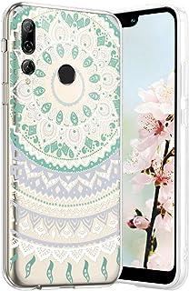 Robinsoni Cover per Huawei Enjoy 9S Cover Silicone Huawei Enjoy 9S Case Trasparente Custodia in Gomma Morbido TPU Flessibi...