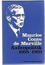 Aussenpolitik 1958 - 1969