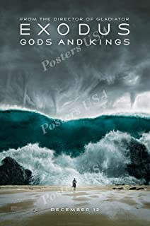 Posters USA - Exodus Gods and Kings Movie Poster GLOSSY FINISH - FIL115 (16