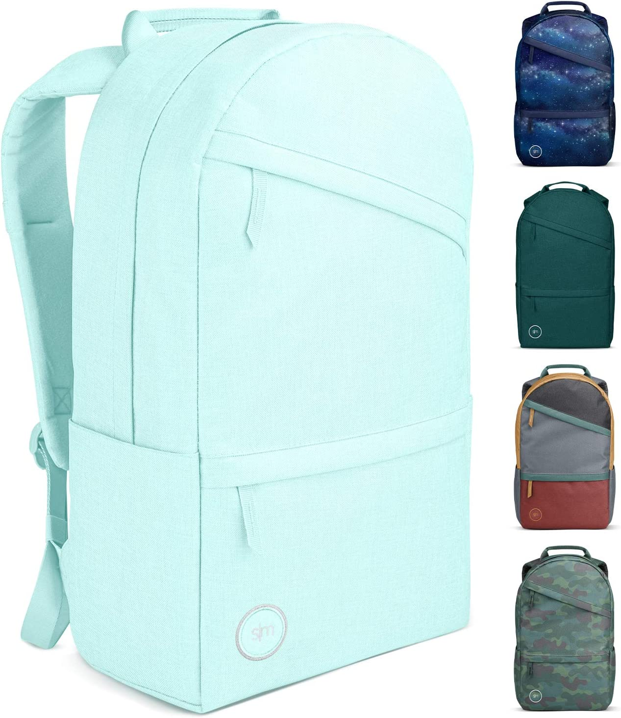 Simple Modern Legacy Backpack In a popularity with Sleeve Laptop Over item handling ☆ Compartment for