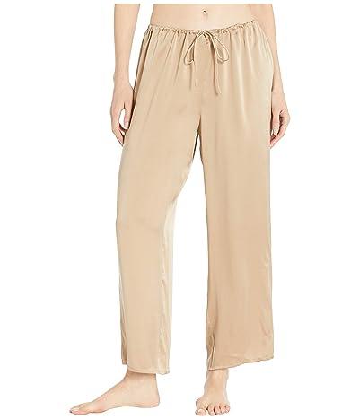 Skin Tilda Silk Pants (Fawn) Women