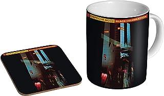 Untersetzer Geschenk-Set Tom Hardy Taboo Spear Keramik-Kaffeetasse